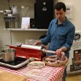 Comment faire la saucisse fraîche ?