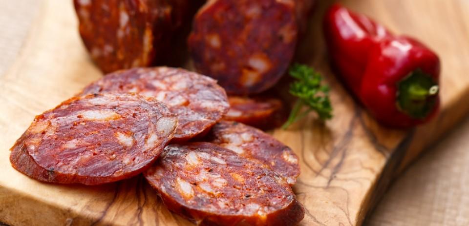 Chorizo faire - Fabrication de saucisson sec maison ...